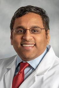 Photo of Dr. Cherian