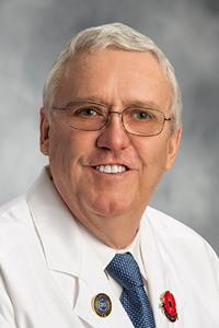 Photo of Dr. McCue