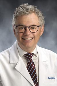 Photo of Dr. Rosen