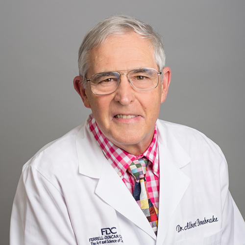 Albert James Bonebrake, MD