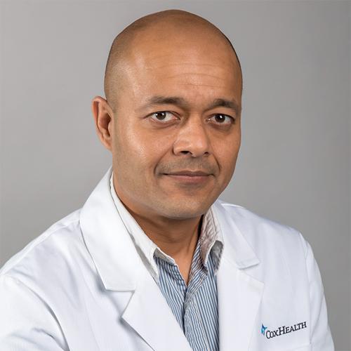Mubashir Hassan Khan, MD
