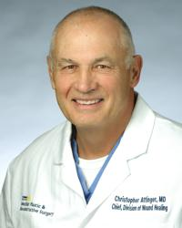 Dr. Christopher Ernst Attinger, MD