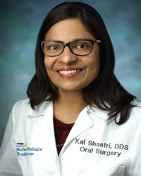 Dr. Kalpakam Shastri, DDS