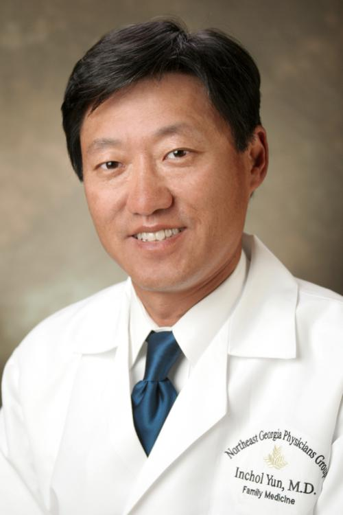 Dr. Inchol Yun, MD - Dacula, GA - Family Medicine - Book ...