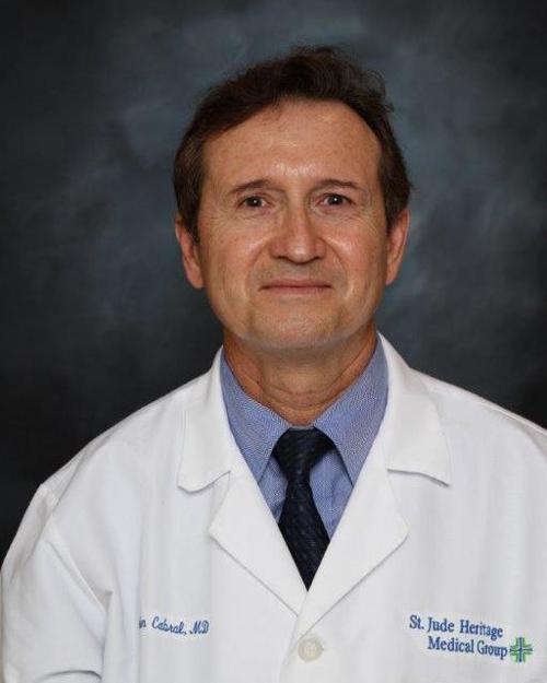 Ruben Cabral, MD