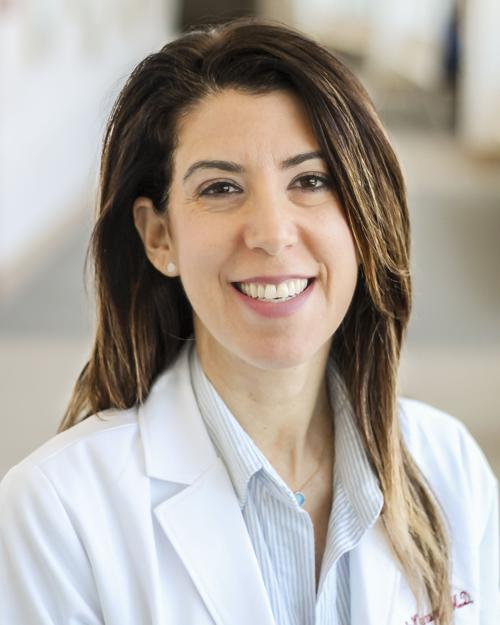 Nicole M. Weinberg, M.D.