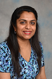 Photo of Purnima M Patel
