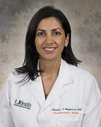 Dr  Sandra Chaparro, MD - Miami, FL - Heart Failure and