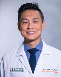 Dr  Trent Peng Wang, DO - Plantation, FL - Cellular Therapy