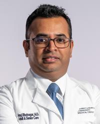 Anuj Bhatnagar, MD