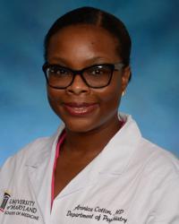 Aronica Cotton, MD