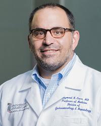 Meet the Gastroenterology and Hepatology Team | University of