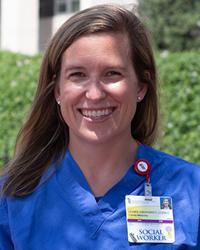 Claire Eberhardt, LCSW-C